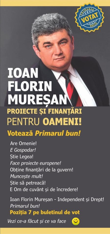 Ioan Florin Muresan